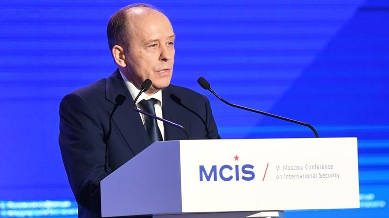FSB-Chef: Russlands Geheimdienst vereitelte 2017 bereits 18 große Terroranschläge