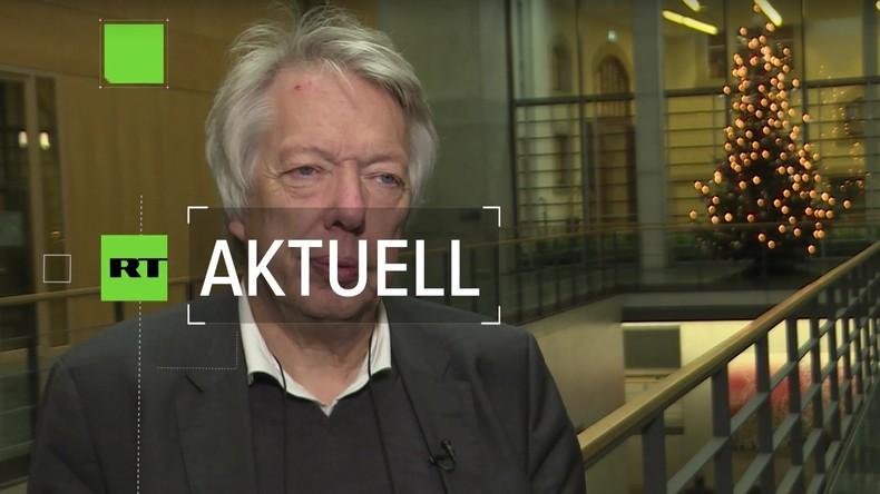 """SPD-Abgeordneter Rossmann im Interview: Über """"KoKo""""-Pläne und die Vereinigten Staaten von Europa"""