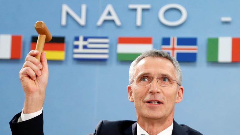 Stoltenberg bleibt Generalsekretär der Nato