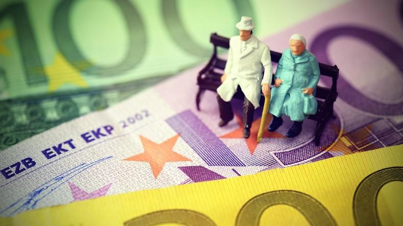 Rentenplus lässt im kommenden Jahr 54.000 Rentner steuerpflichtig werden