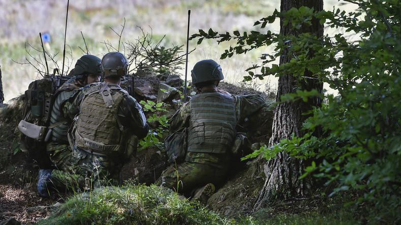 Nach Lettland erhöht Litauen Militäretat 2018 auf 2,0 Prozent des BIP
