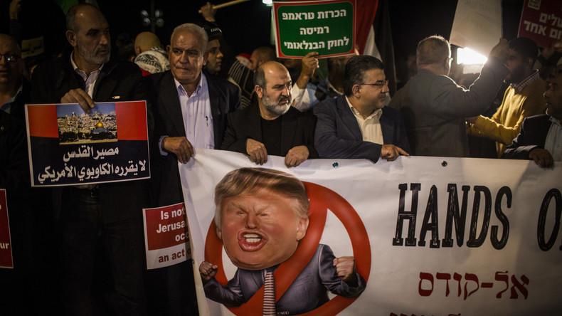 Jerusalem: Gabbay kontert harter Linie von Trump und Lieberman