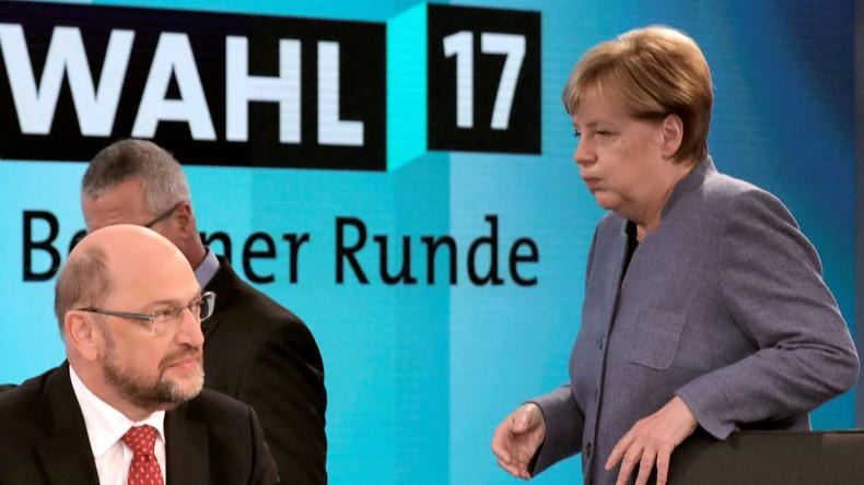 Strittige Themen bei Verhandlungen zwischen Union und SPD