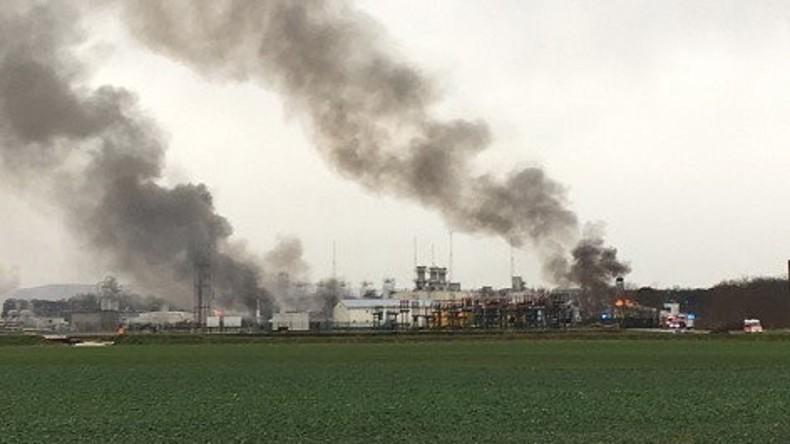Gasversorgung nach Explosion von Terminal in Österreich wiederhergestellt