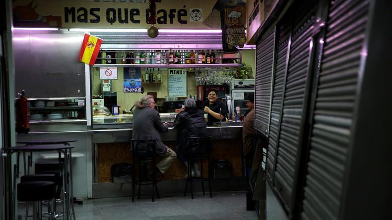 Hosenträger in Nationalfarben - Spanier zu Tode geprügelt