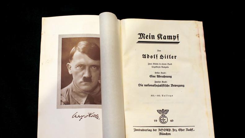 """Verkaufsschlager bei Hindu-Nationalisten: """"Mein Kampf"""""""
