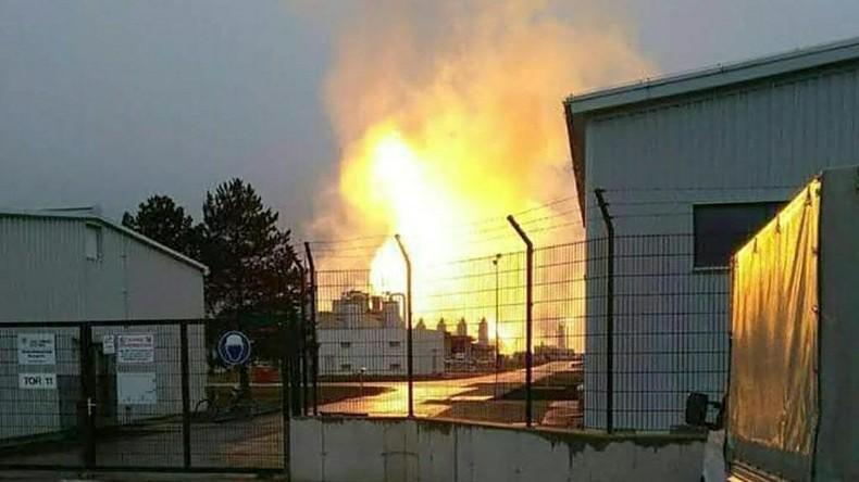 Nach Gas-Explosion in Österreich: Russische Experten sehen keine Alternative zu Nordstream 2
