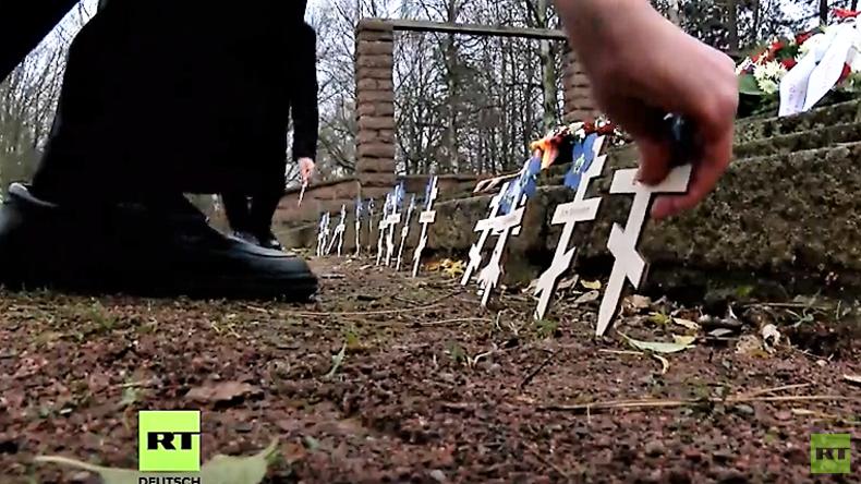 25 Jahre Kriegsgräberabkommen: Deutsche und Russen gedenken Opfern und Gefallenen