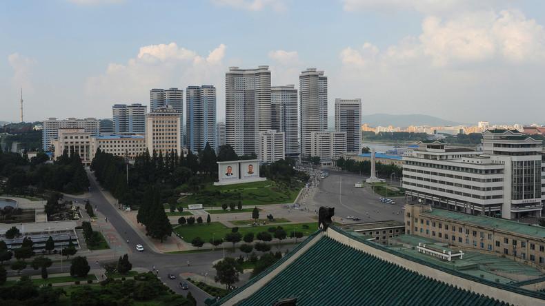 Nordkorea-Krise: Russische Militärdelegation trifft in Pjöngjang ein