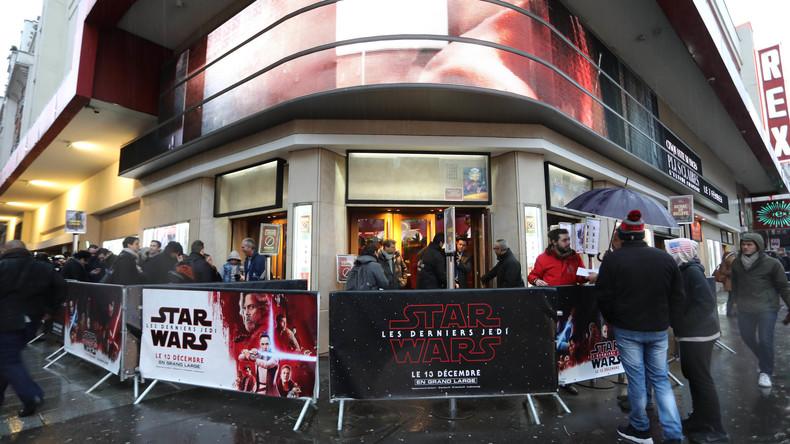 Kalifornien: Über 60 Meter breites Symbol der Rebellenallianz aus Star Wars in Feld gemäht