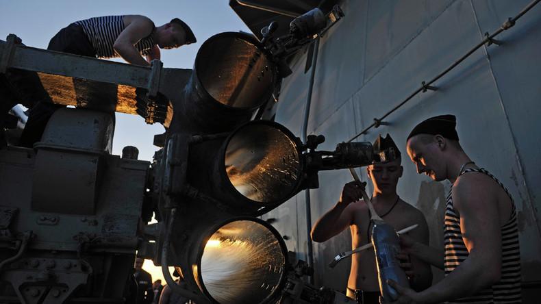 Putin arbeitet an Gesetzentwurf zur Erweiterung des russischen Marinestützpunktes in Syrien