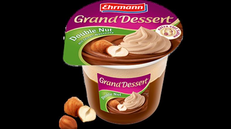 Oberlandesgericht hält Haselnuss-Dessert nicht für irreführend – obwohl es fast keine Nüsse hat