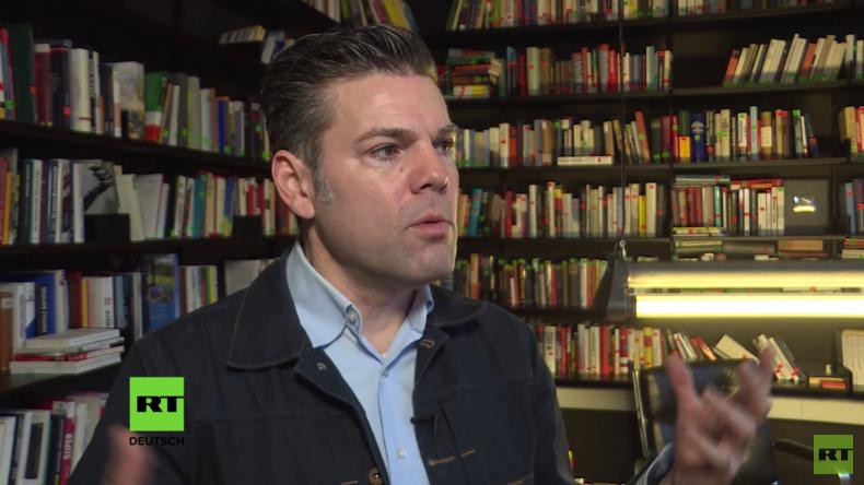 RT Exklusiv: Ken Jebsen erklärt, warum er den Kölner Karlspreis nicht entgegennehmen möchte