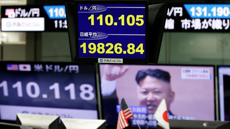 Trotz Sanktionen: Pro-Kopf-Einkommen in Nordkorea 2016 gestiegen