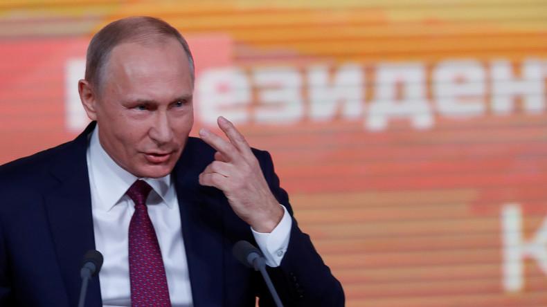 Warum Wladimir Putin das Vertrauen der Russen hat