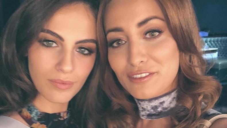 Familie von Miss Irak flieht aus dem Land wegen Selfie mit Miss Israel