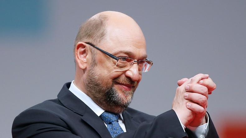 Medienberichte: SPD-Vorsitzende Schulz kündigt Sondierungsgespräche mit Union an