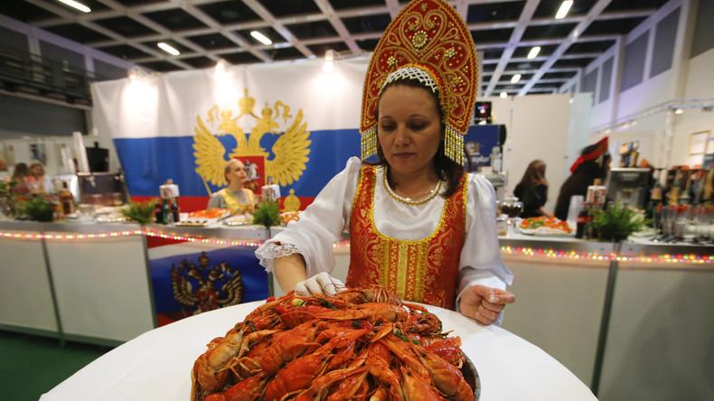 Russland kehrt zur weltgrößten Ernährungsmesse in Berlin zurück