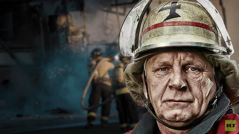 """Essener Feuerwehrmann im Gespräch mit RT: No-Go-Areas, """"Nazi""""-Rufe und Kameradschaft in der Truppe"""
