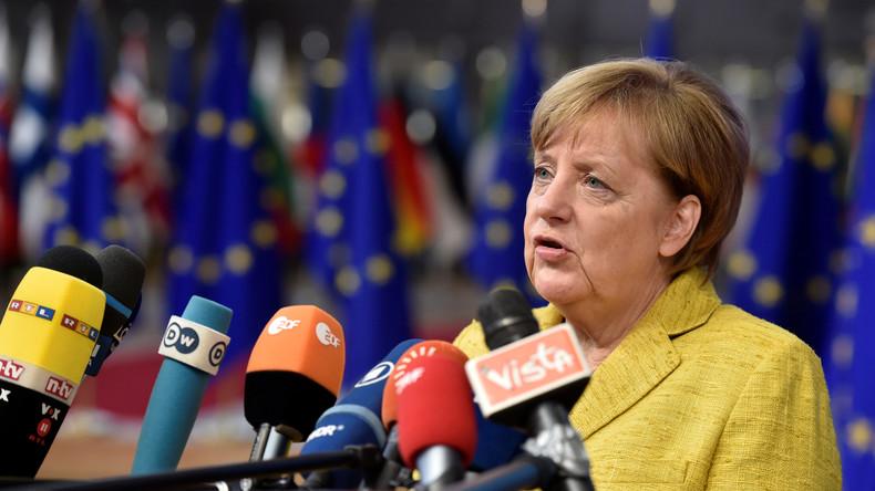 LIVE : Kanzlerin Angela Merkel spricht auf CSU-Parteitag in Nürnberg