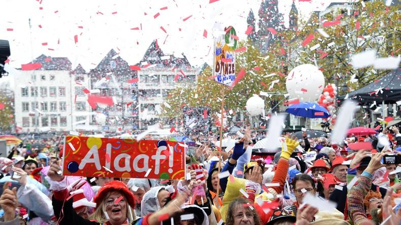 Ärger wegen Pinkelns und Pöbeleien: Köln gegen Karnevals-Auswüchse
