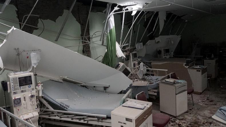 Zwei Tote nach Erdbeben vor Indonesien