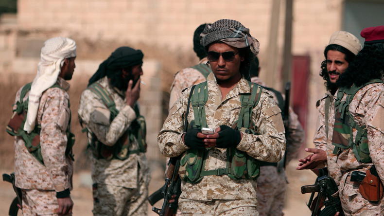 Russlands Militärbehörde: US-Instrukteure bilden Trupps zum Kampf gegen Baschar al-Assad aus
