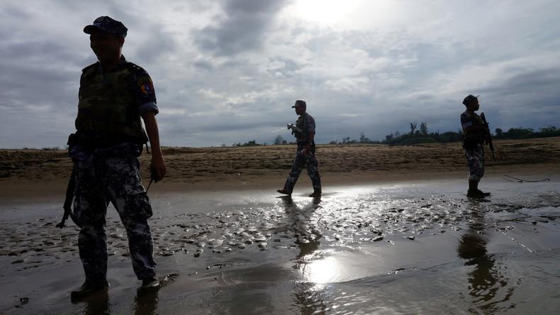 USA und UNO fordern Freilassung von Reuters-Journalisten in Myanmar