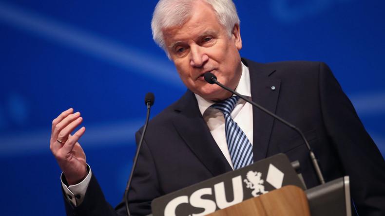 Live: Parteitag der CSU in Nürnberg