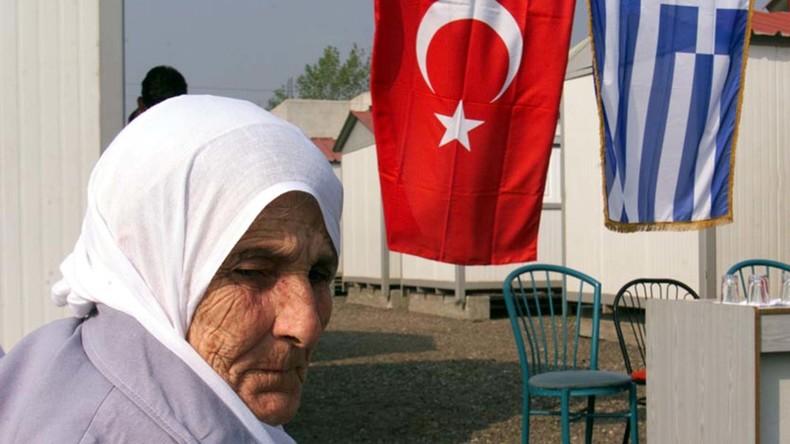 Türkische Staatsbürger beantragen politisches Asyl in Griechenland