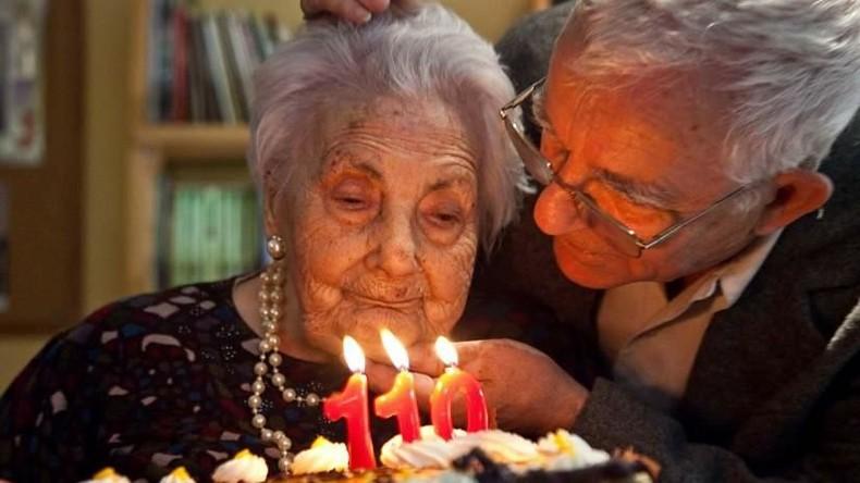 Europas älteste Person stirbt in Spanien mit 116 Jahren