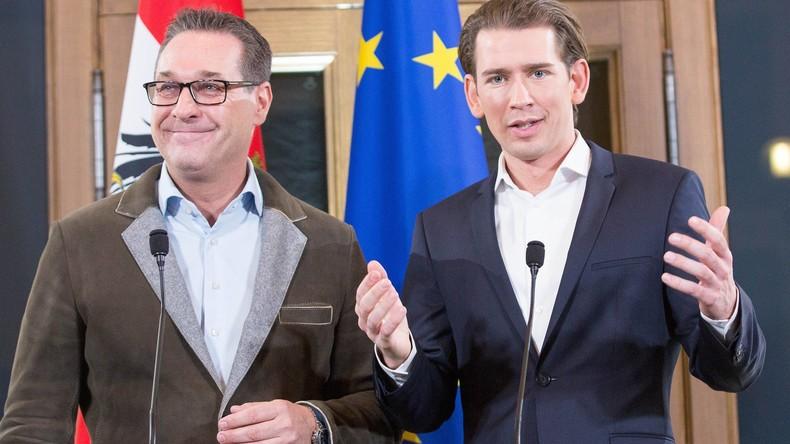 Österreich: Regierungskoalition ist gebildet