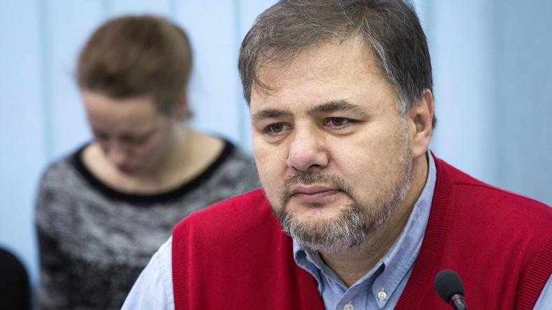Hetze gegen Ruslan Kotsaba: Anti-Querfront in Berlin und Neonazis in Kiew ziehen an einem Strang