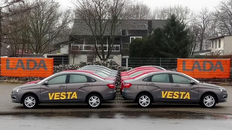 Russlands Autobauer AvtoVAZ liefert erstmals seit Jahren wieder Ladas nach Kuba