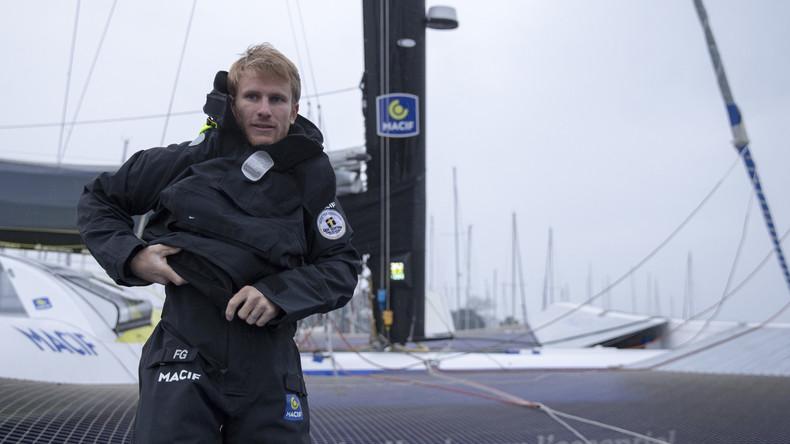 Solo-Weltumsegler François Gabart stellt Fabelrekord auf: Rund um die Welt in knapp 43 Tagen