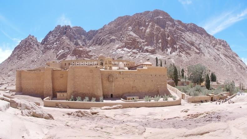 Älteste Bibliothek auf Sinai-Halbinsel öffnet nach Renovierung wieder