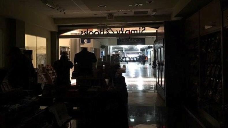 Stromausfall auf Flughafen Atlanta  - Mehr als 1.000 Flüge ausgefallen