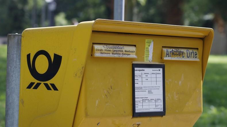 Deutsche Post: Umstrittener Test zur Briefzustellung beendet