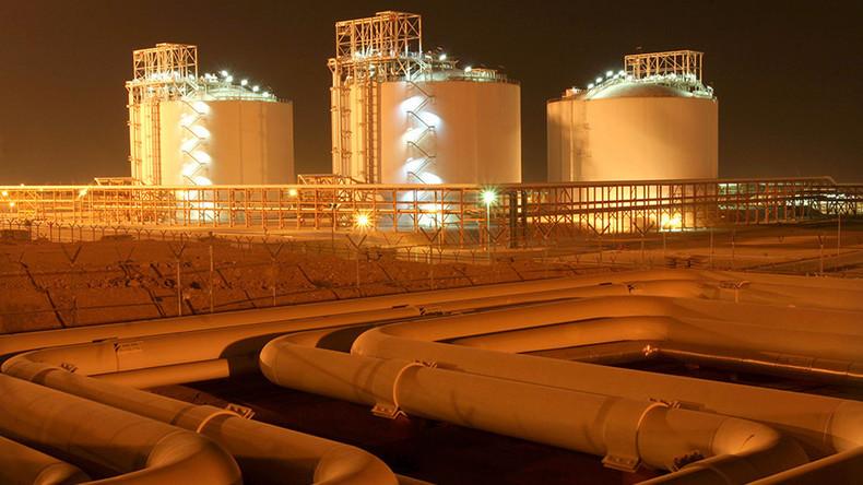 China könnte iranisches Gasprojekt übernehmen, wenn die französische Total sich zurückzieht