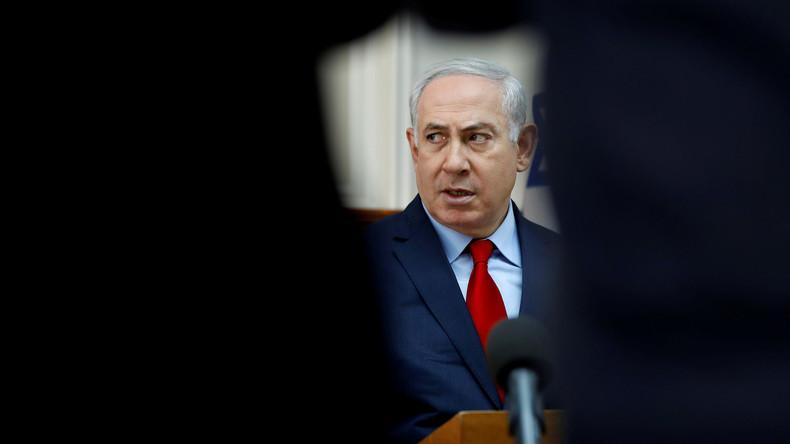 """Netanjahu in den Knast"": Tausende Israelis marschieren gegen Korruption in Tel Aviv"