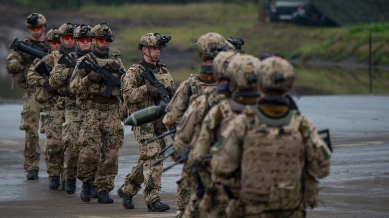 Programmbeschwerde: ARD verschweigt Illegalität von Bundeswehreinsätzen