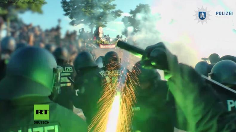 Plünderungen, Angriffe und schwarze Mobs: Polizei veröffentlicht G20-Videos und hofft auf Bürger