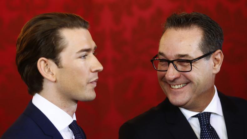 Konservative und Rechte regieren nun in Österreich - Sebastian Kurz ist Bundeskanzler