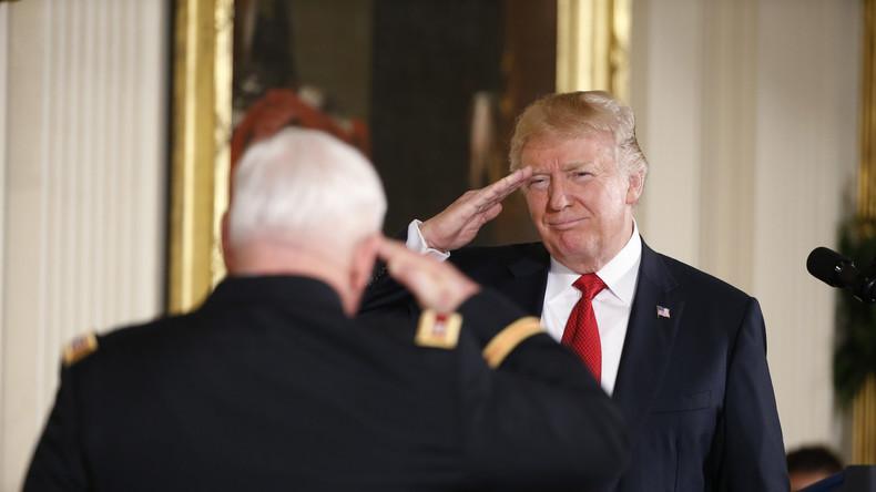 Neue Strategie, altes Spiel: Trump stellt neue Geopolitik-Agenda der USA vor [Video]