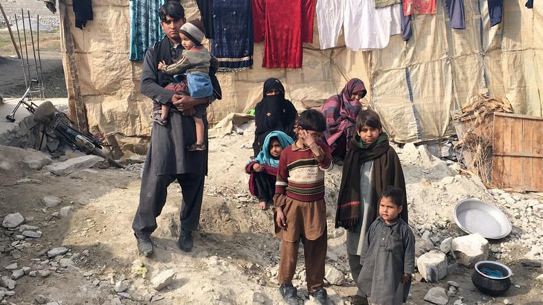 Afghanistan: Mehr als 400.000 Binnenflüchtlinge seit Januar
