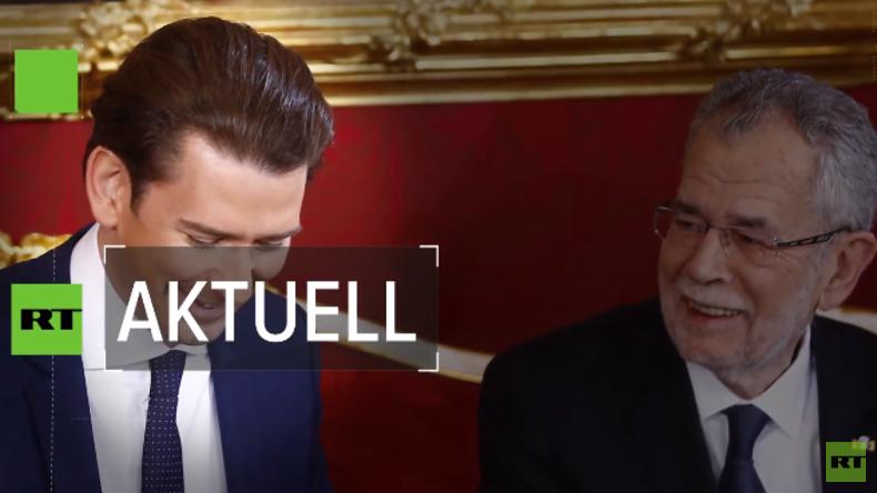 Proteste gegen neue Regierung in Österreich: Das sagen die Menschen in Wien [Video]