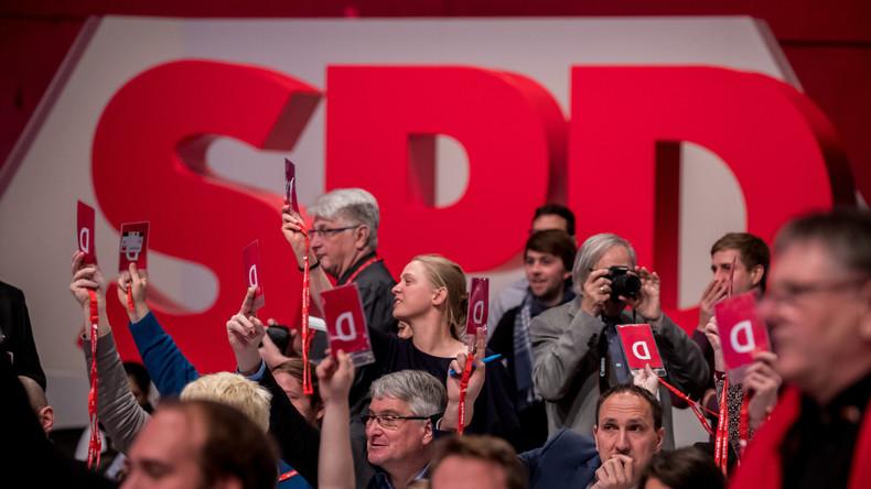 Zank unter Genossen: Gabriel entfacht SPD-Debatte