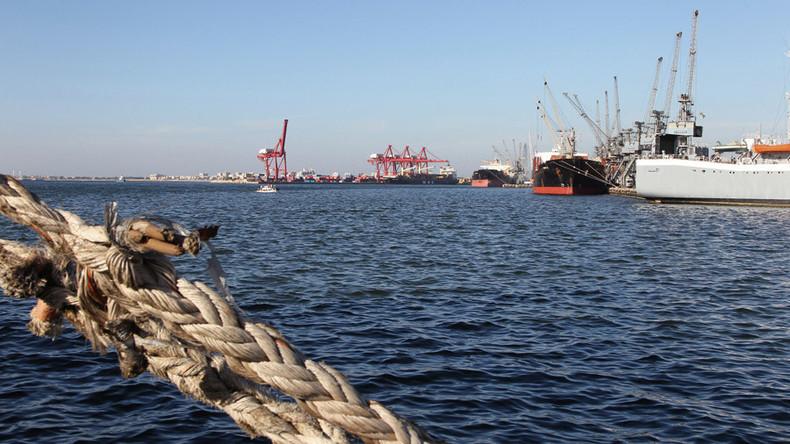 Vize-Premier: Russland wird syrische Seehäfen für Weizen-Exporte in den Nahen Osten nutzen