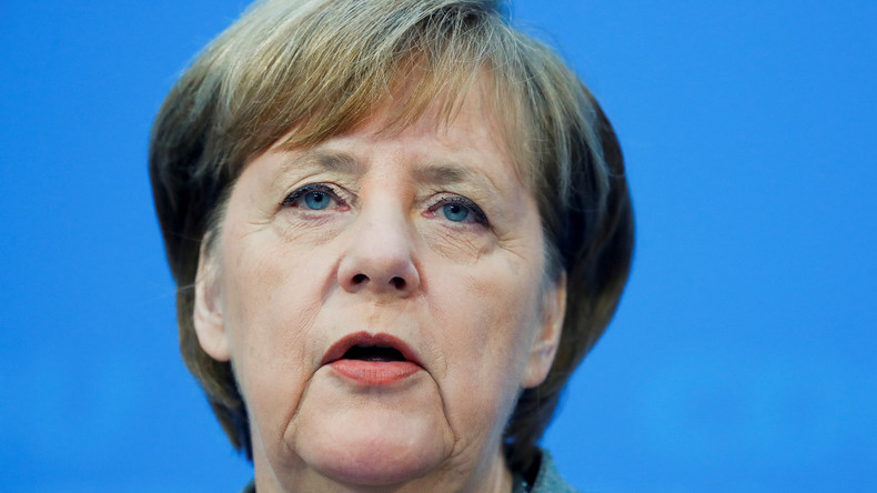 LIVE: Kanzlerin Merkel nimmt an Gedenkveranstaltung am Berliner Breitscheidplatz teil