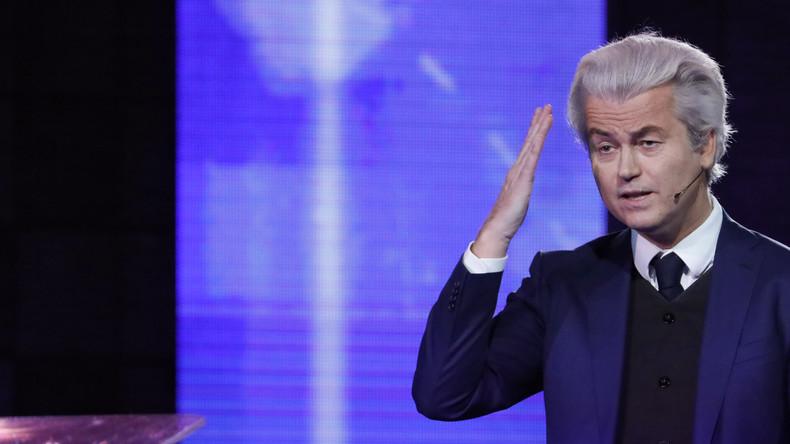 RT Exklusiv: Kontroverses Interview mit dem niederländischen Politiker Geert Wilders [Video]